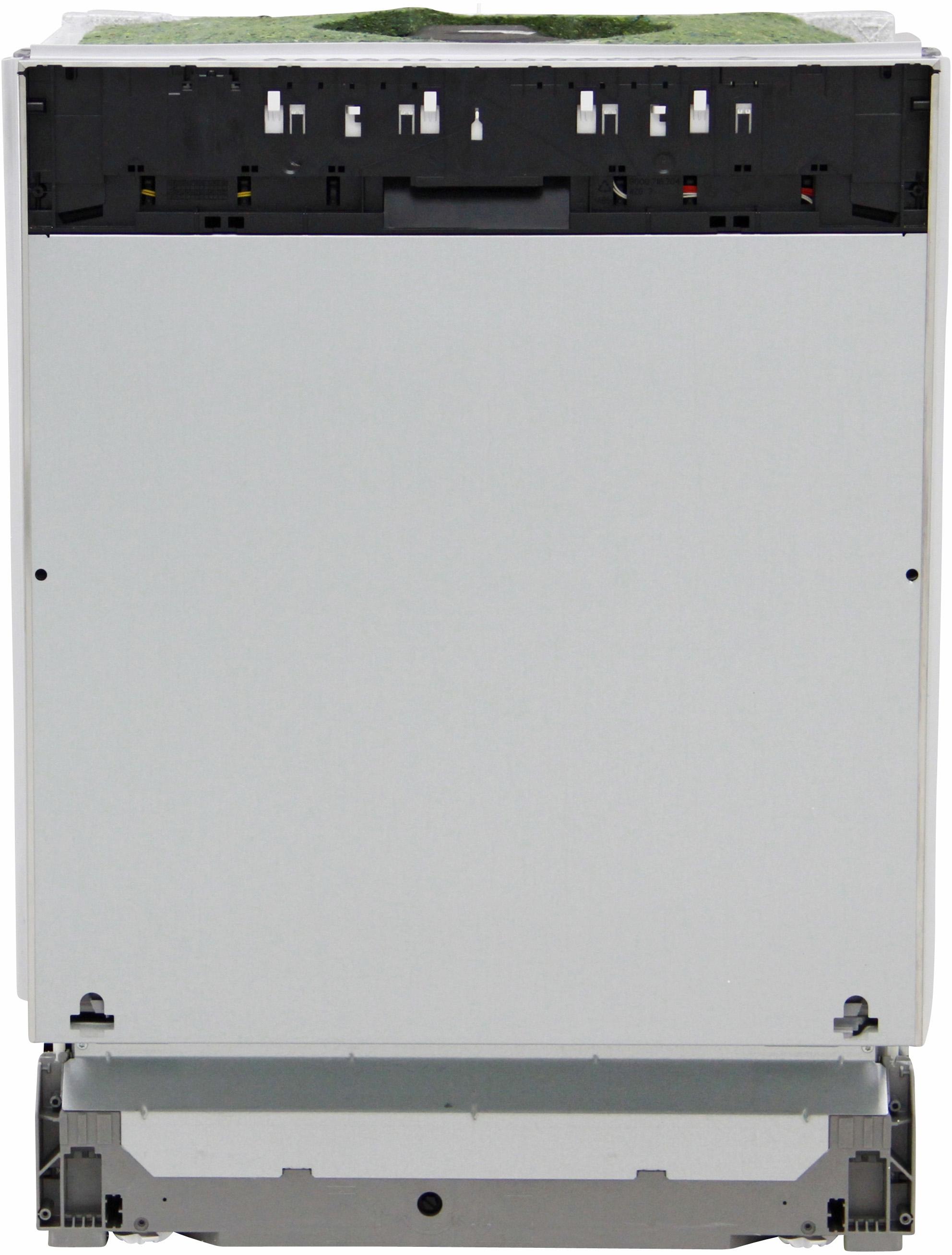 I dettagli del test sulla lavastoviglie BOSCH SMV46KX01E