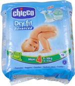 CHICCO Dry fit Advanced | Classifica pannolini: I risultati del test | Altroconsumo