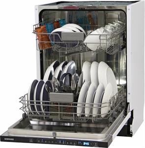 I dettagli del test sulla lavastoviglie SAMSUNG DW60M6040BB