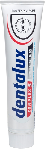 DENTALUX (LIDL) Complex 5 - Whitening plus | Classifica Dentifrici: Risultati del test | Altroconsumo