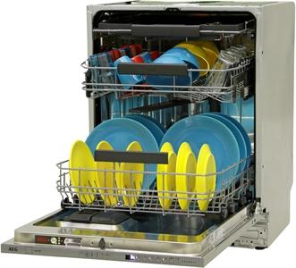 I dettagli del test sulla lavastoviglie AEG FSE63700P