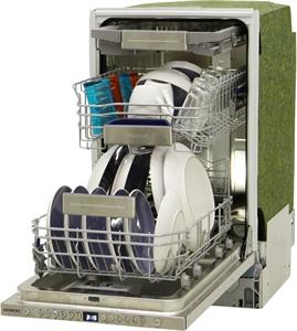 I dettagli del test sulla lavastoviglie SIEMENS SR756X07TE