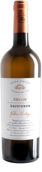 VILLA FOLINI Sauvignon Collio DOC 2018 | Classifica vini: Risultati del test | Altroconsumo