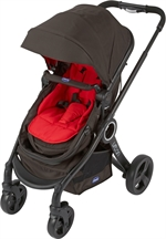Chicco Urban Plus+ Auto-Fix Fast Gr.0