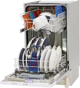 I dettagli del test sulla lavastoviglie INDESIT DISR14B1EU
