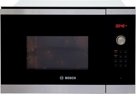 I dettagli del test sul forno a microonde BOSCH HMT84G654
