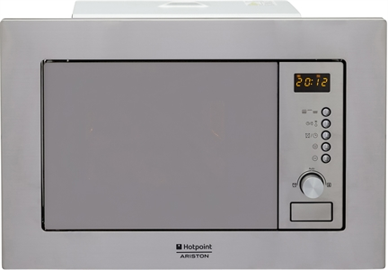 I dettagli del test sul forno a microonde HOTPOINT-ARISTON MWHA 222.1 X