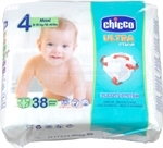 CHICCO Ultra Fit & Fun | Classifica pannolini: I risultati del test | Altroconsumo