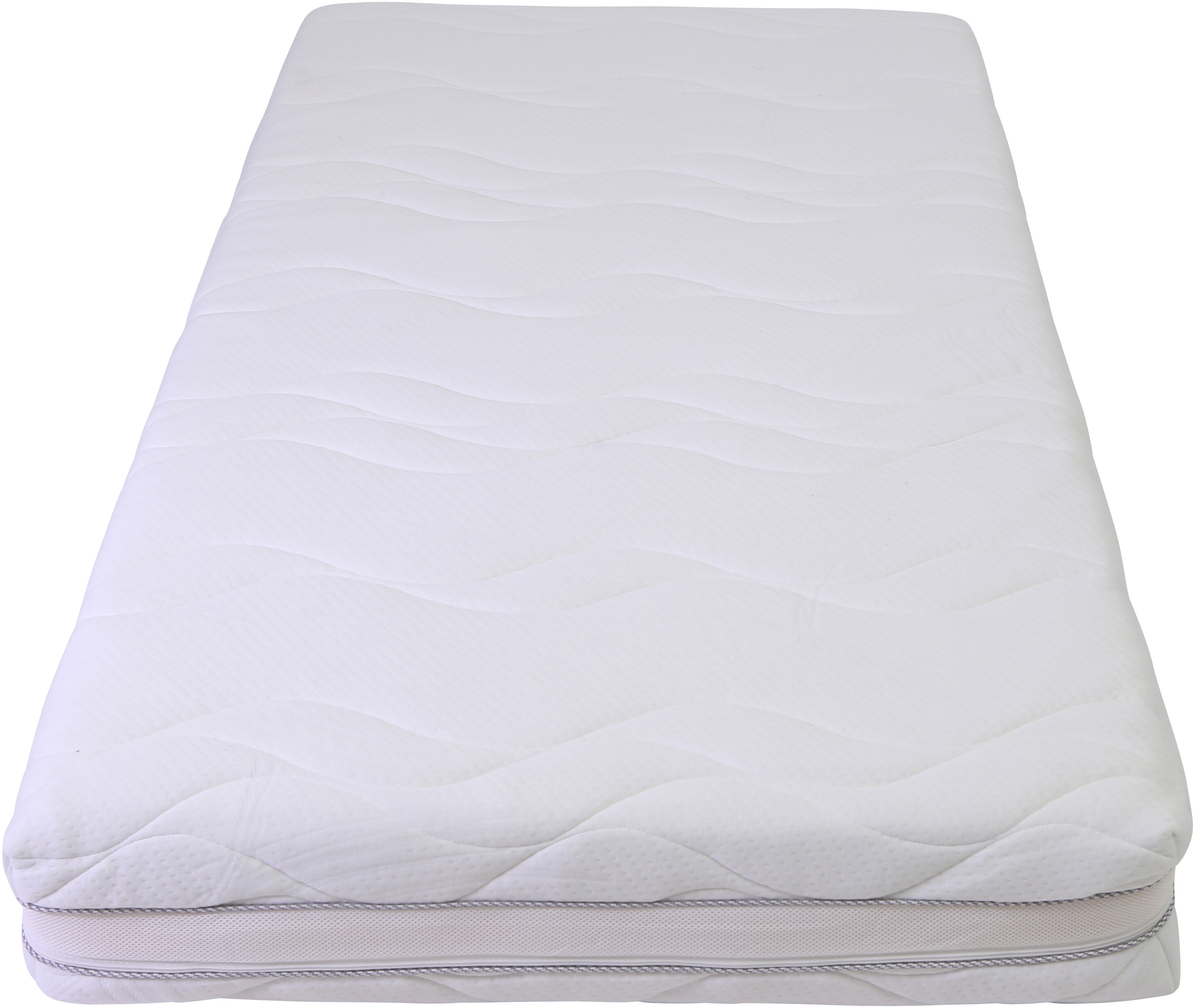I dettagli del test sul materasso AMAZON BASICS Extra Comfort 7-zone