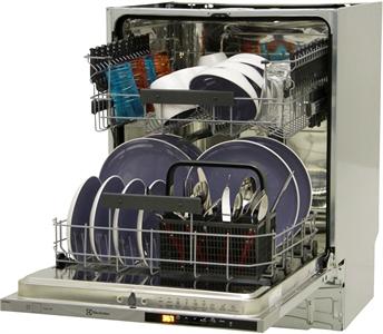 I dettagli del test sulla lavastoviglie ELECTROLUX ESL5343LO