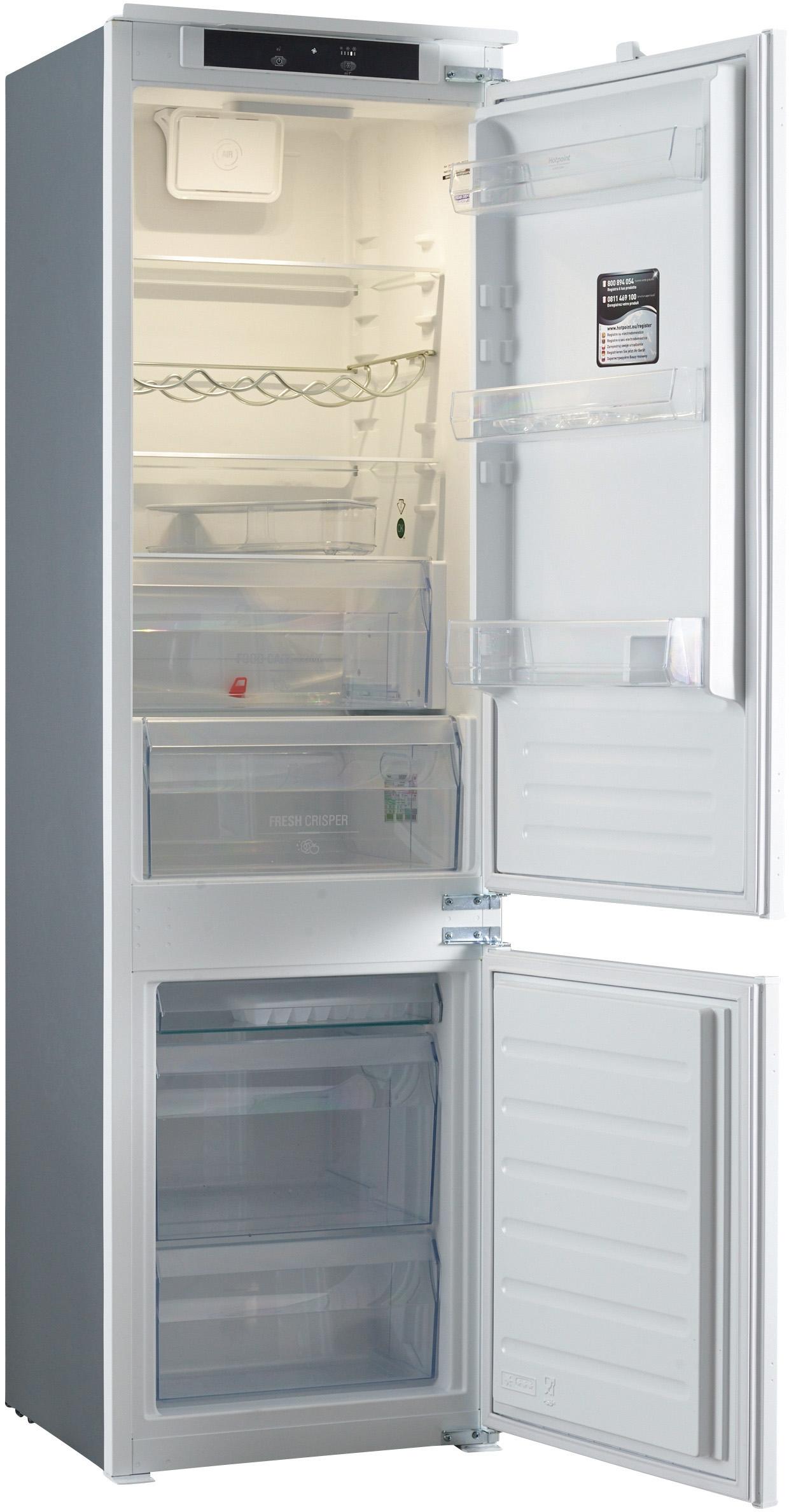 I dettagli del test sul frigorifero HOTPOINT-ARISTON BCB7525 E C AA