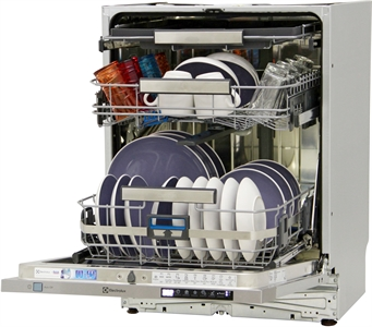 I dettagli del test sulla lavastoviglie ELECTROLUX ESL7540RO