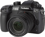 PANASONIC Lumix DC-GH5M + 12-60mm Lumix G Vario