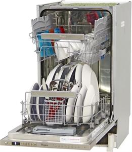 I dettagli del test sulla lavastoviglie WHIRLPOOL ADG522X
