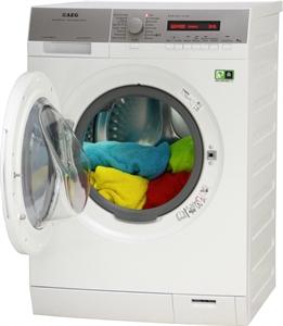 I dettagli del test sulla lavatrice AEG L79489FL