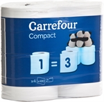 CARREFOUR Compact | Classifica Carta Igienica: Risultati del test | Altroconsumo
