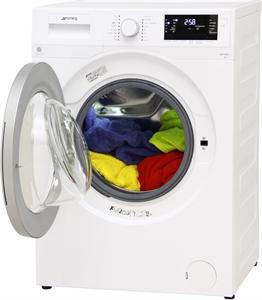 I dettagli del test sulla lavatrice SMEG WHT710EIT-1