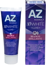 AZ 3D White Luxe - Bianco brillante | Classifica Dentifrici: Risultati del test | Altroconsumo