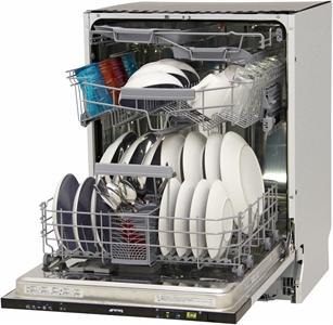I dettagli del test sulla lavastoviglie SMEG ST5332UE