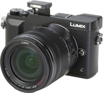 PANASONIC LUMIX DMC-GX80 + 14-140mm LUMIX G VARIO