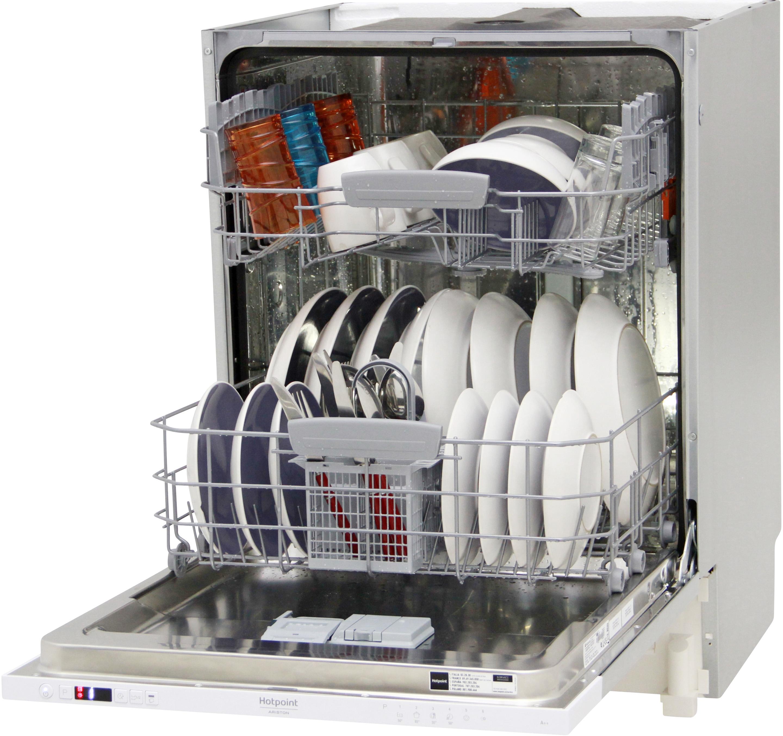 I dettagli del test sulla lavastoviglie HOTPOINT-ARISTON HIC 3B+26