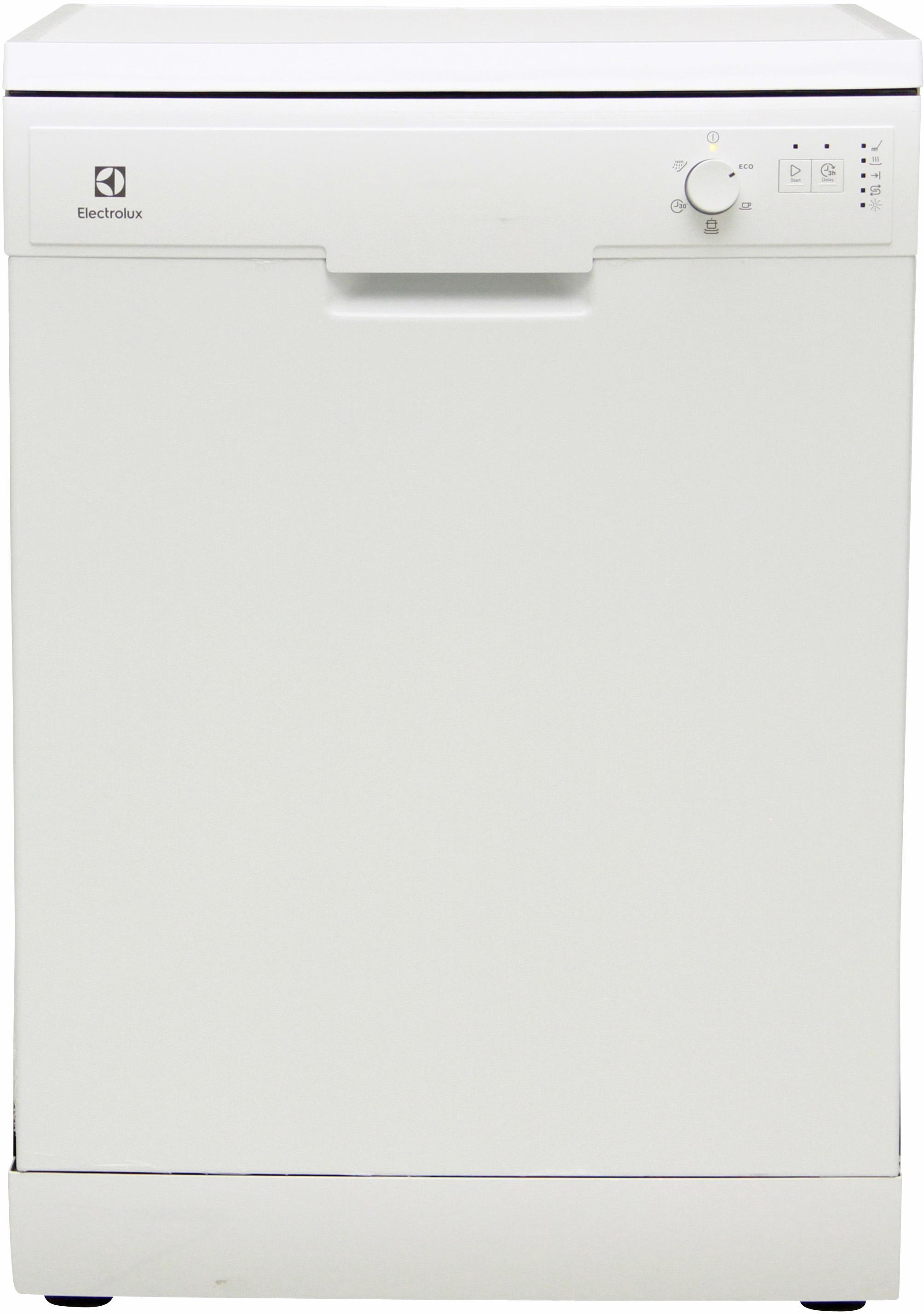 I dettagli del test sulla lavastoviglie ELECTROLUX ESF5206LOW