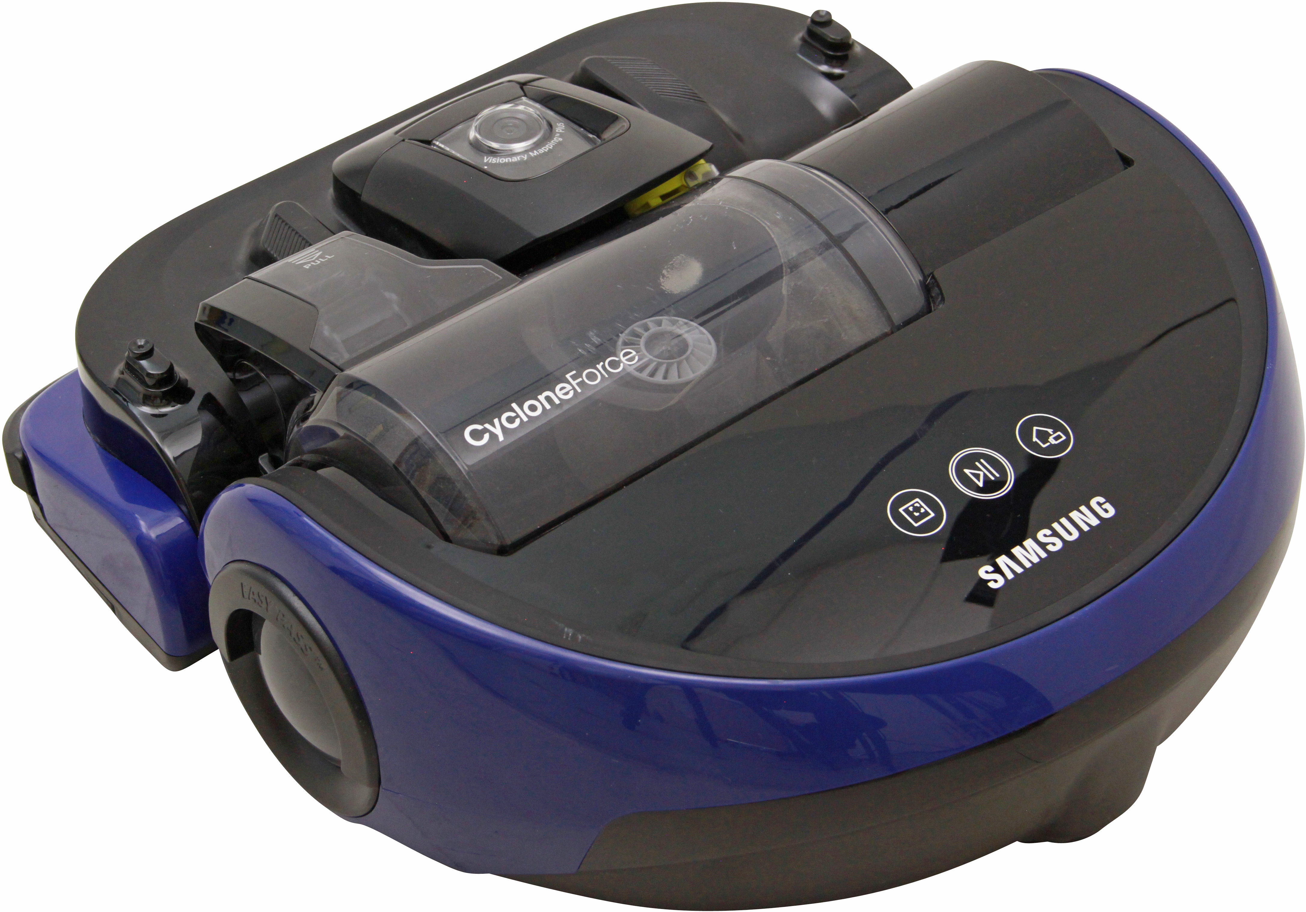 I dettagli del test sul robot aspirapolvere samsung vr20k9000ub - Robot aspirapolvere folletto prezzo ...