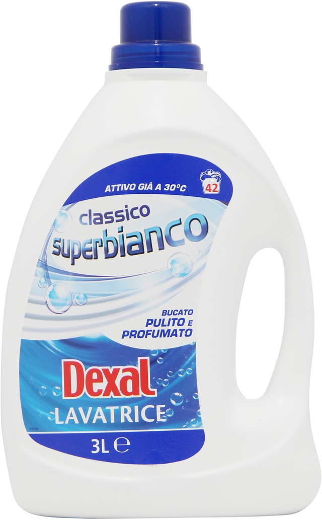 DEXAL (EUROSPIN) super bianco classico