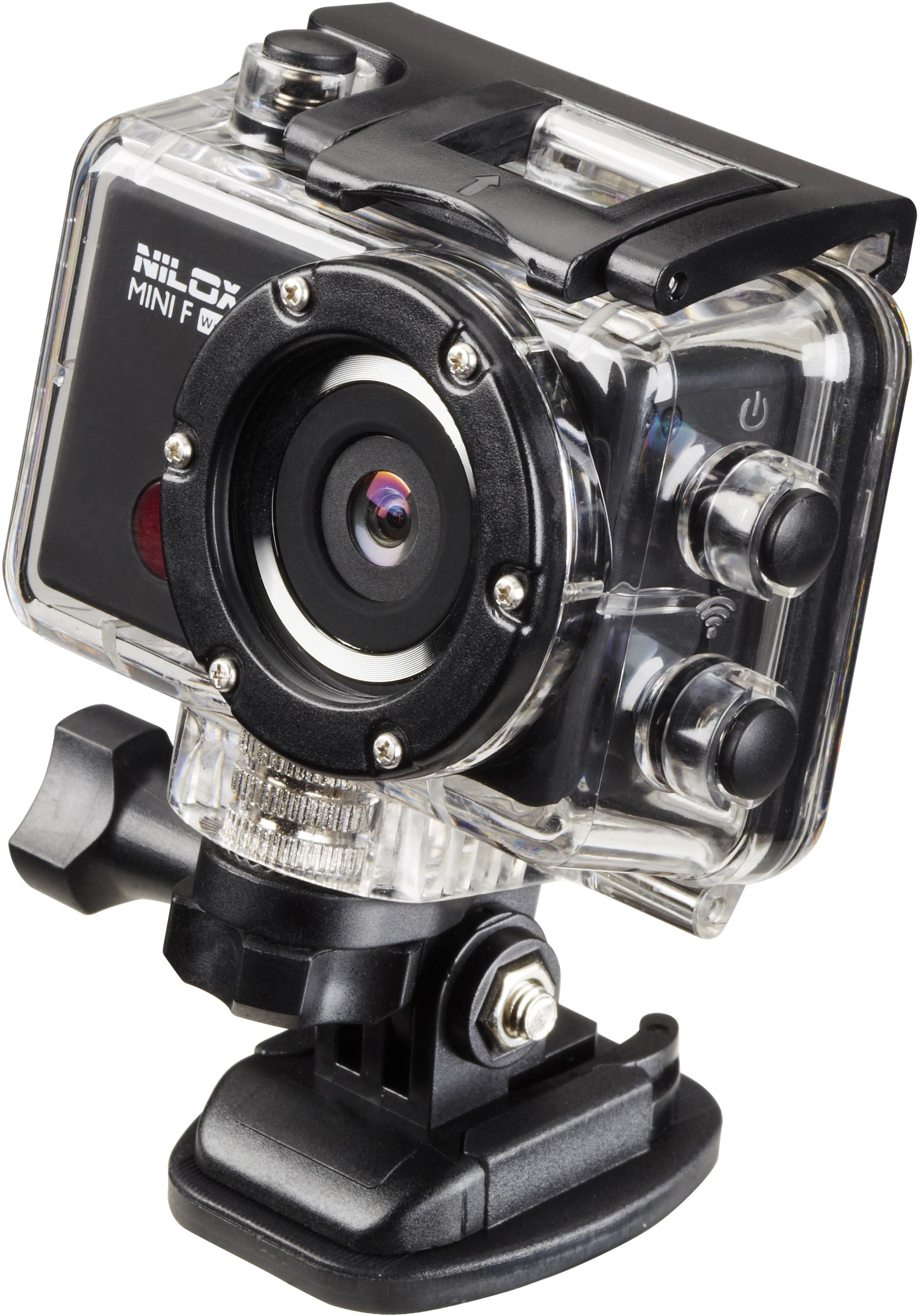 Nilox 4K HOLIDAY | Action Cam con Flip Display