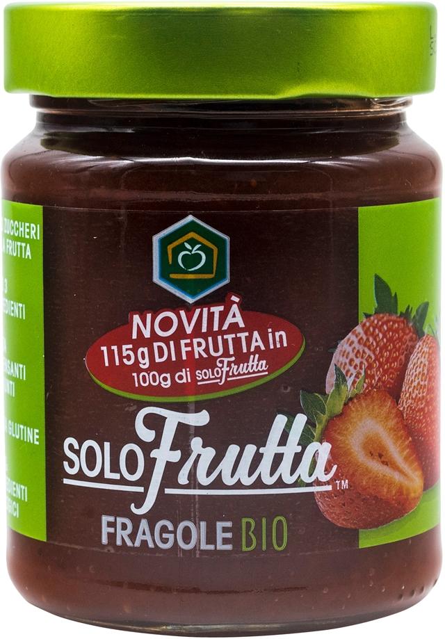 APICOLTURA CASENTINESE Solofrutta fragole bio