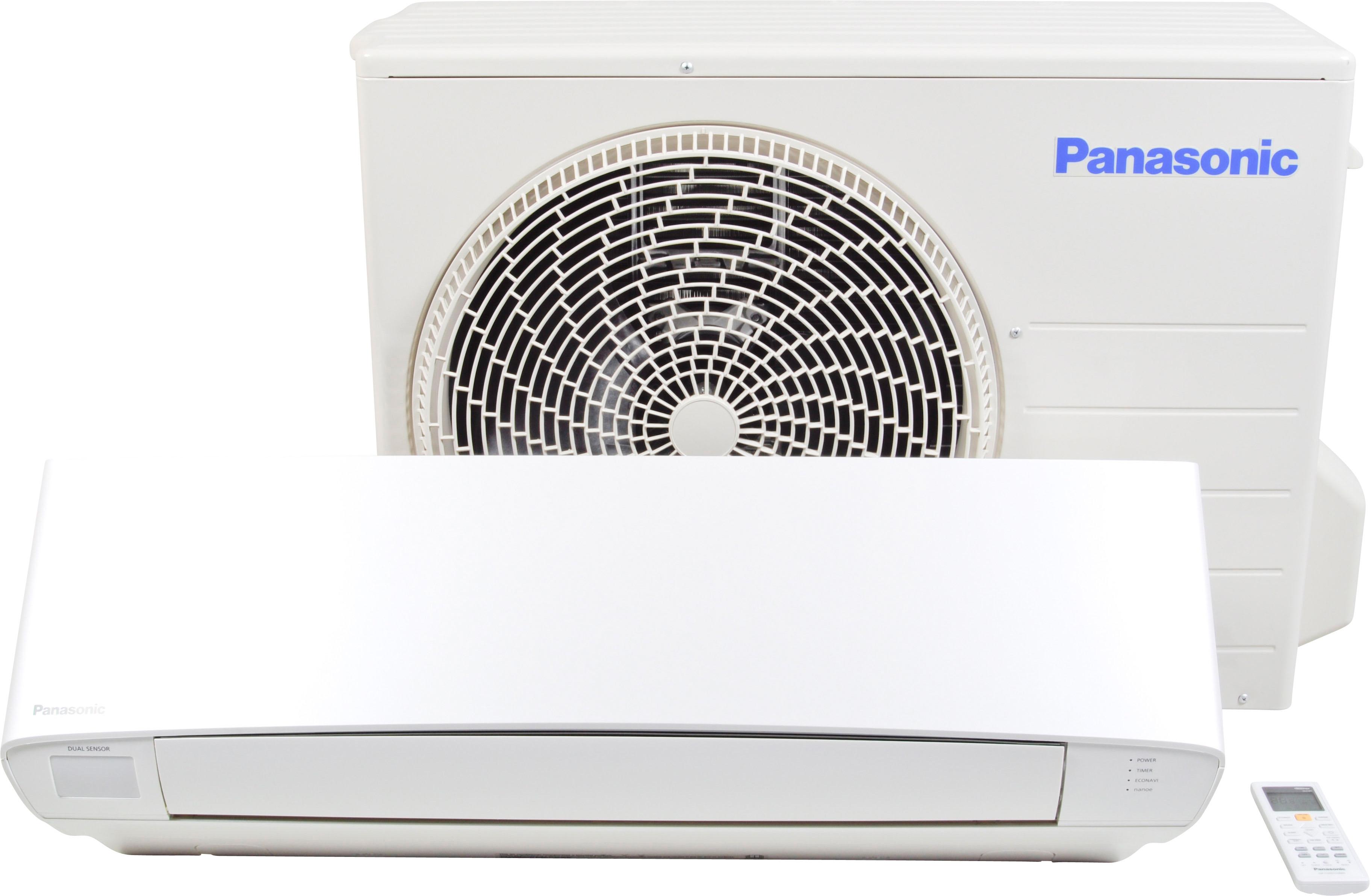 I dettagli del test sul climatizzatore panasonic cs for Climatizzatori classe energetica a